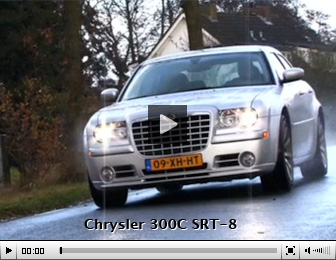 Chrysler 300C SRT-8 video review