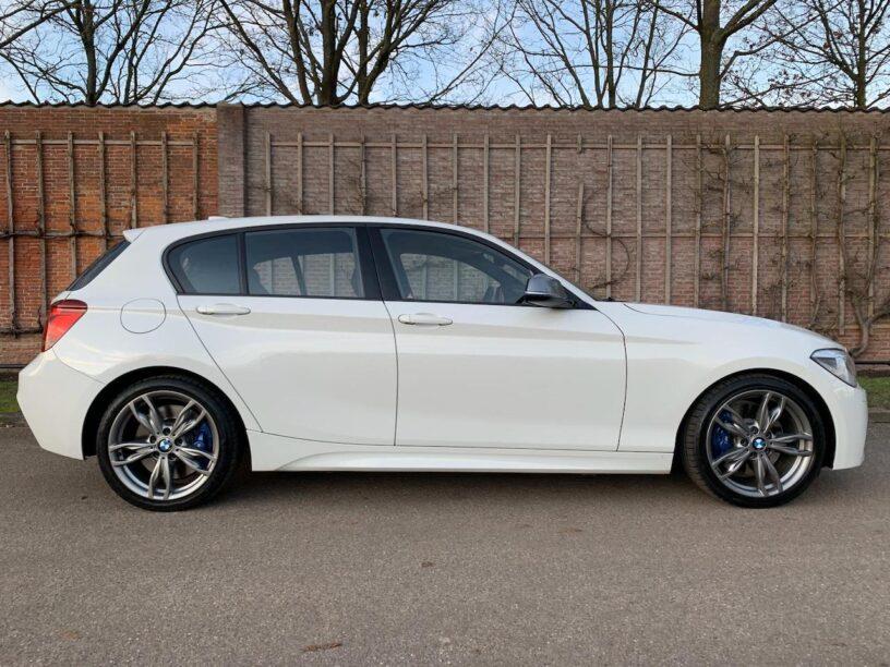 Wouter neemt afscheid van de BMW M135i