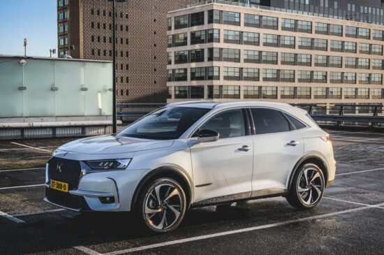 DS7 Crossback duurtester