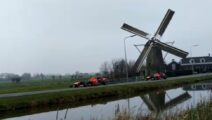 Red Bull Racing in Nederland