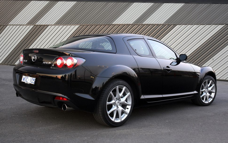 Mazda RX-8 Luxury (SE, NZ) '08