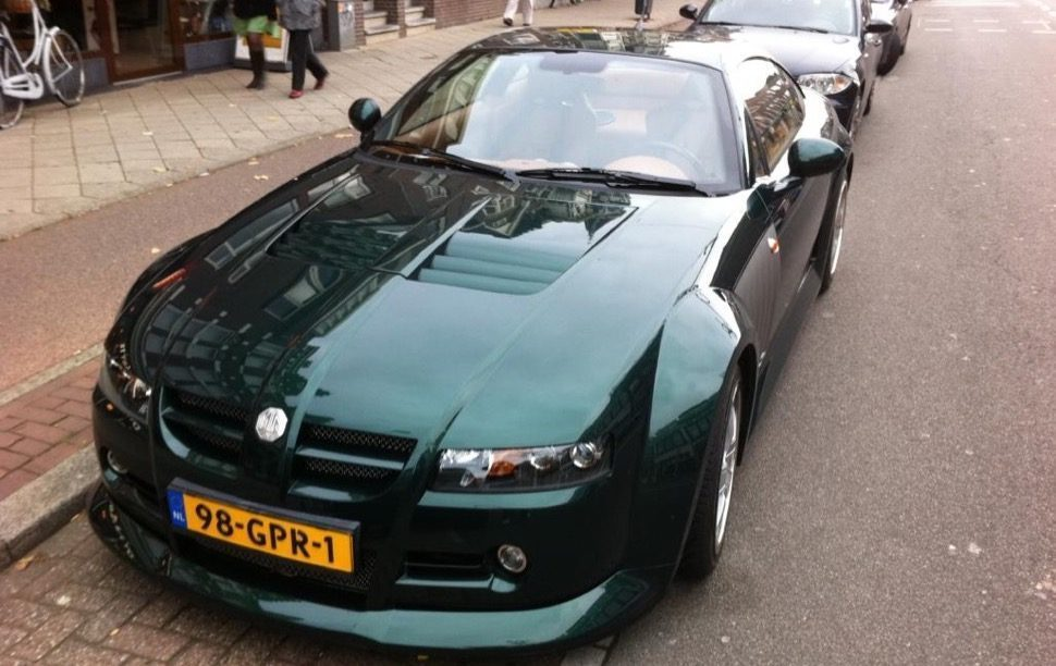 MG XPower SV in Utrecht