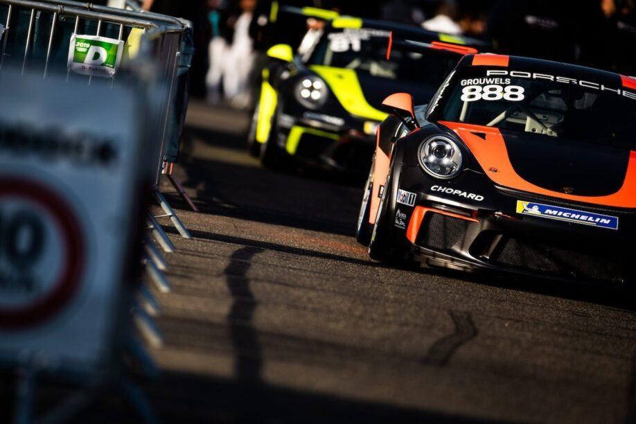 Wat heb je aan spaargeld, ga Porsche Carrera Cup rijden!