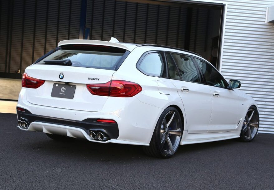 3D Design BMW 530i Touring (G31) '17