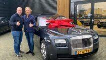 Michael van Gerwen Rolls-Royce