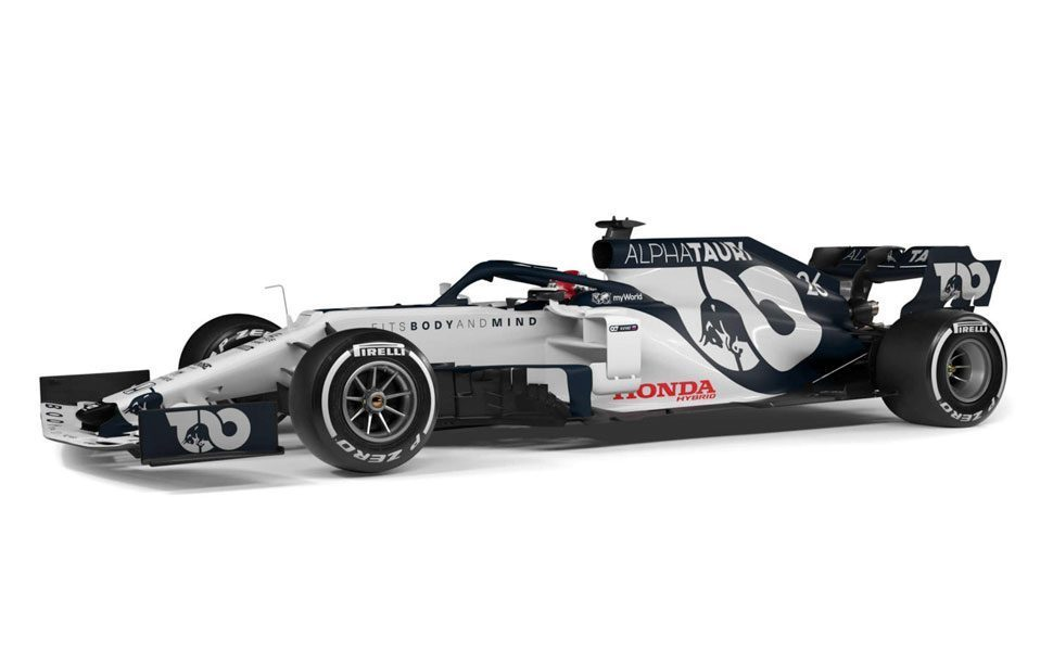 This Is The F1 Car Of Alphatauri Techzle