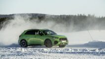Audi RS Q3 Sportback drift
