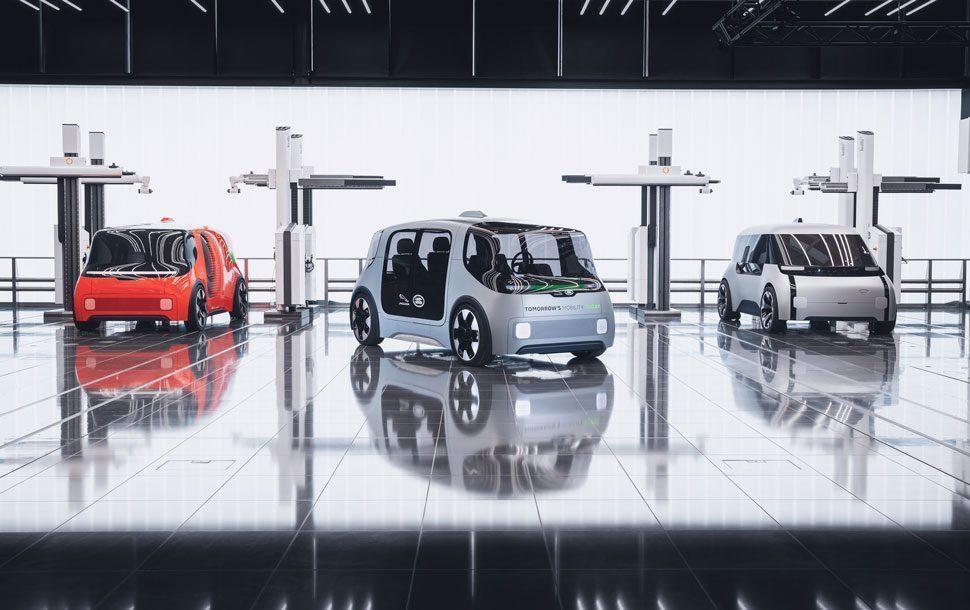 jaguar land rover mobiliteits concept