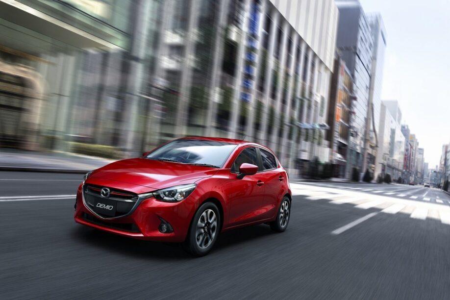 Rode Mazda2