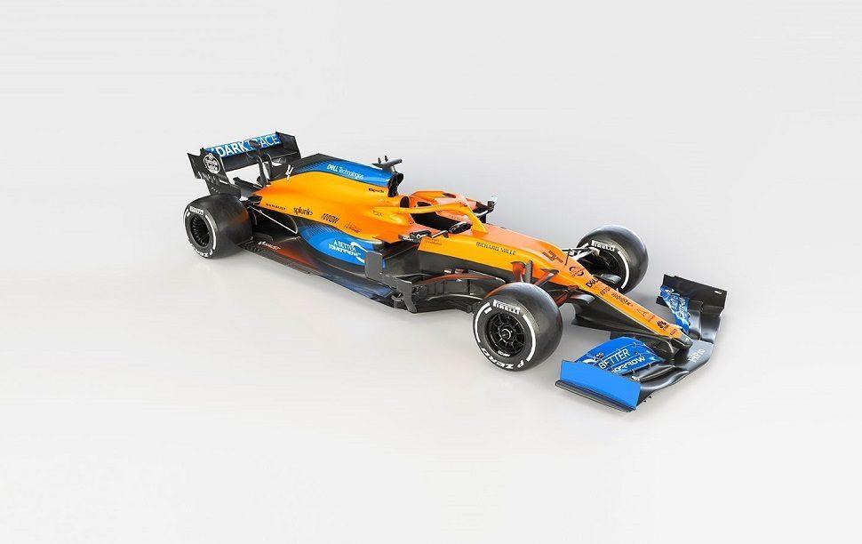 McLaren 2020 MCL35