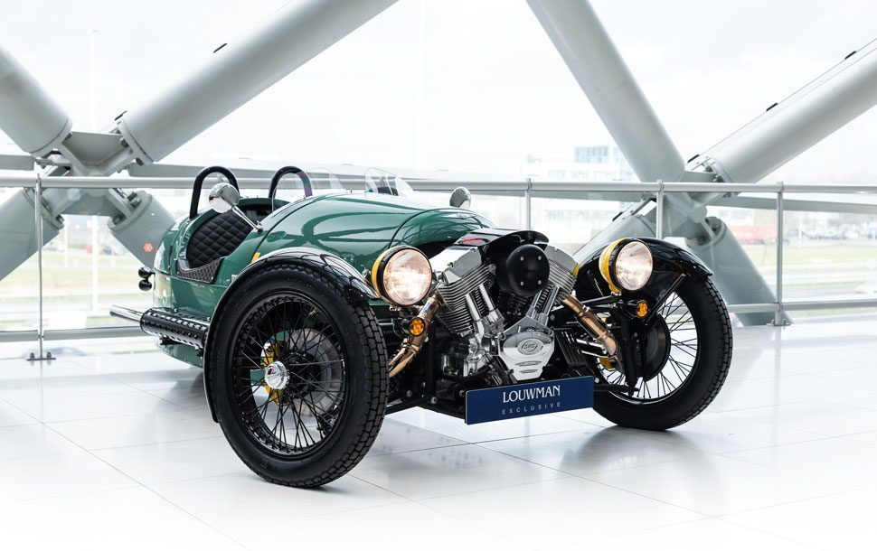 Morgan Three Wheeler LE60 Special Edition
