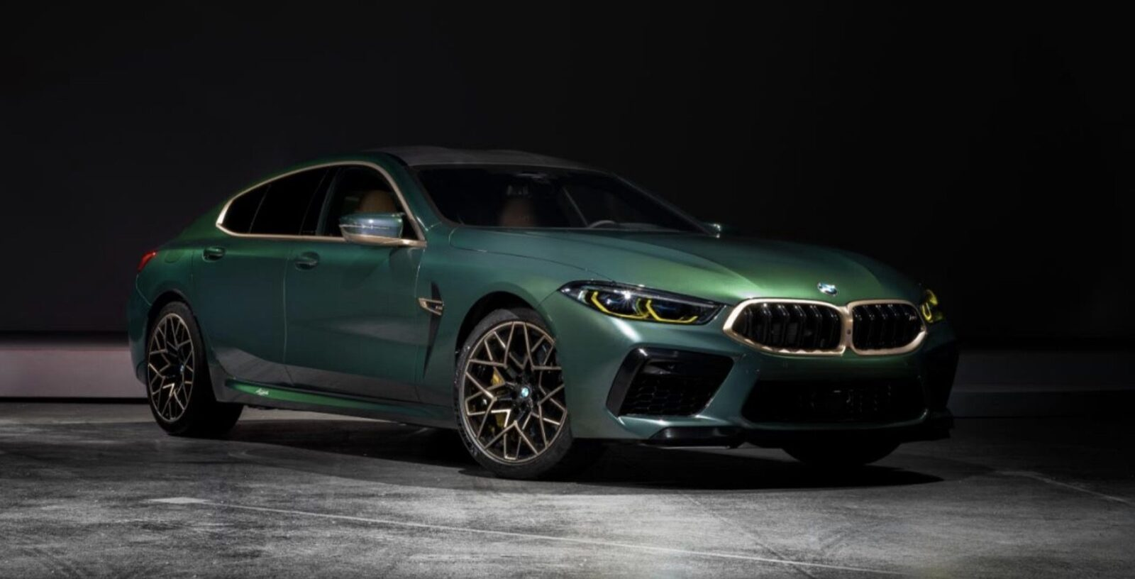 Exclusive Details About The Bmw M8 Gran Coupe First Edition In The Netherlands Techzle