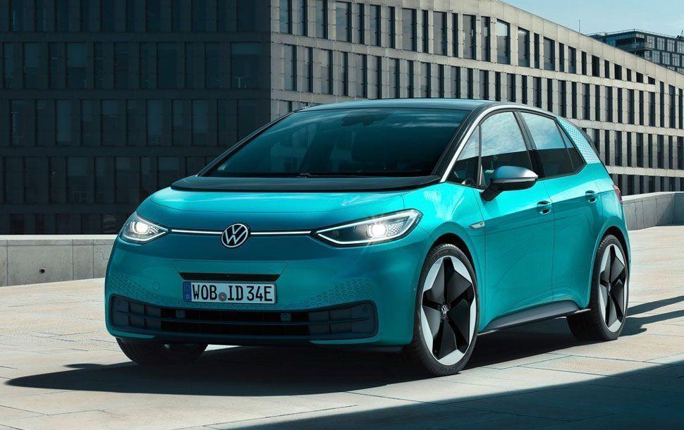 Volkswagen ID.3 Long Range: elektrische auto met een actieradius van 550 km