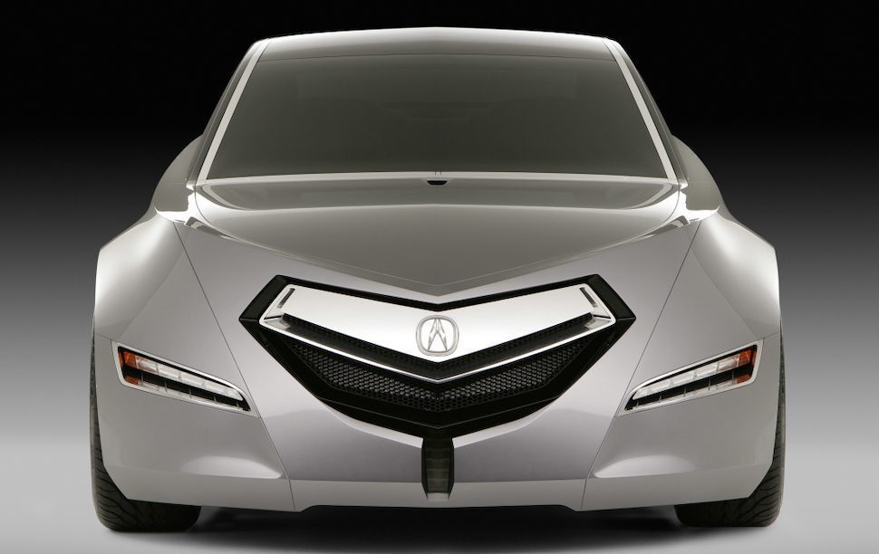 Acura Advancer Sedan Concept '06