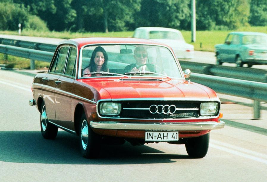 Audi 60 '68