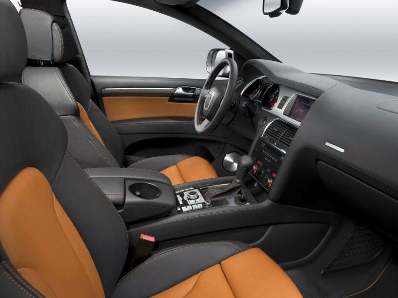 Audi Q7 V12 TDI quattro (4L) '08 (interieur)