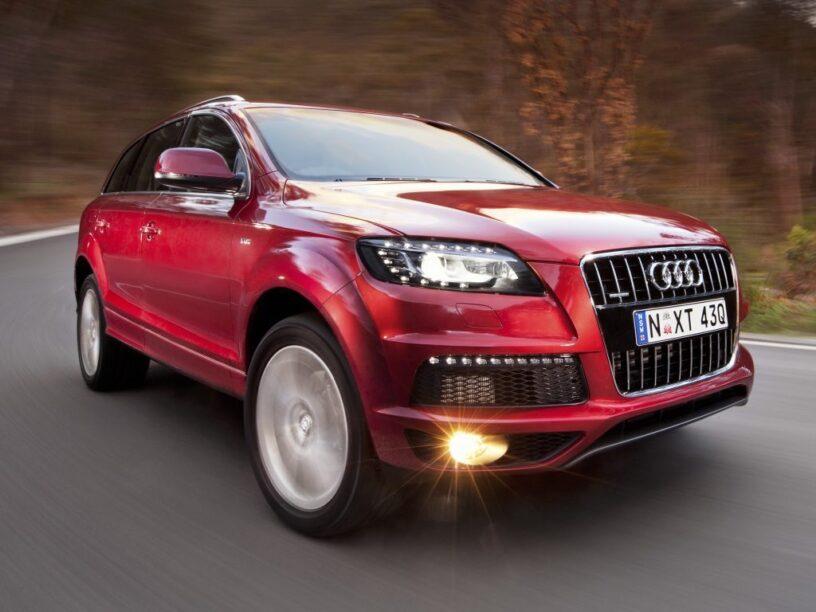 Audi Q7 3.0 TFSI quattro S-Line (4L) '11