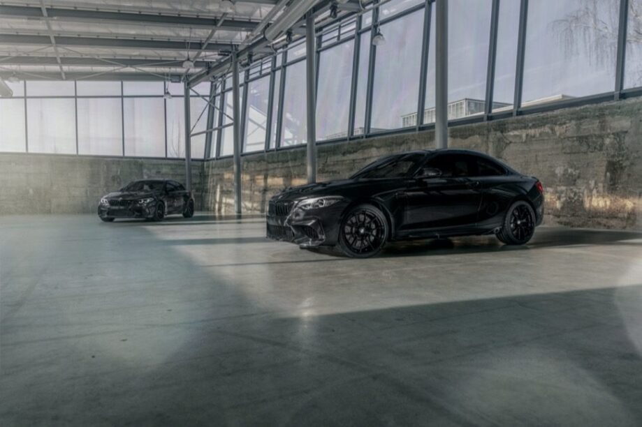 BMW M2 Compettion (F87)
