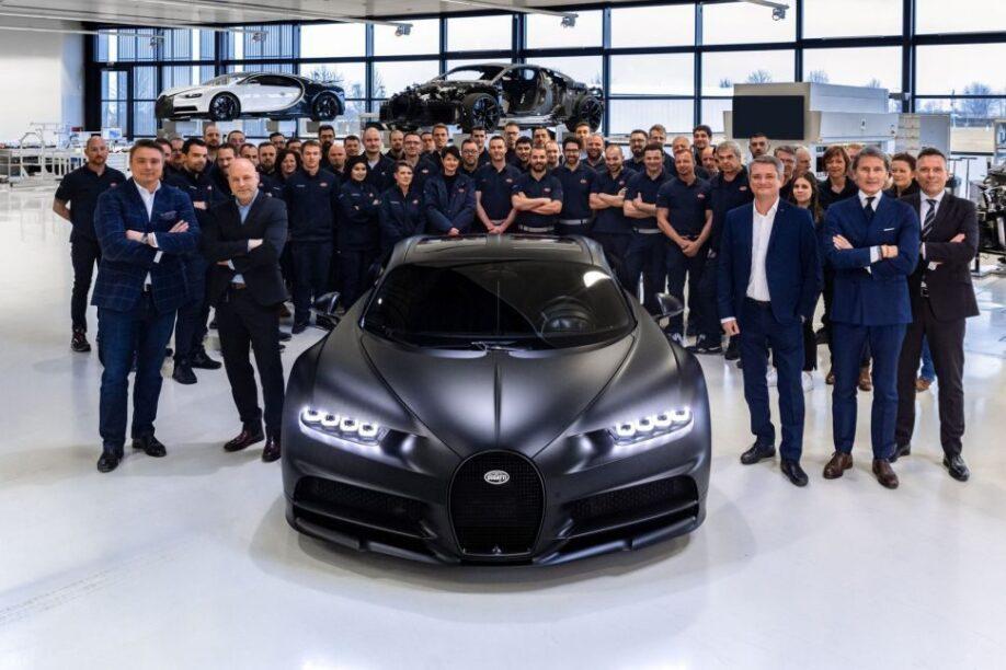 Bugatti Chiron Sport 'Edition Sport Noire'