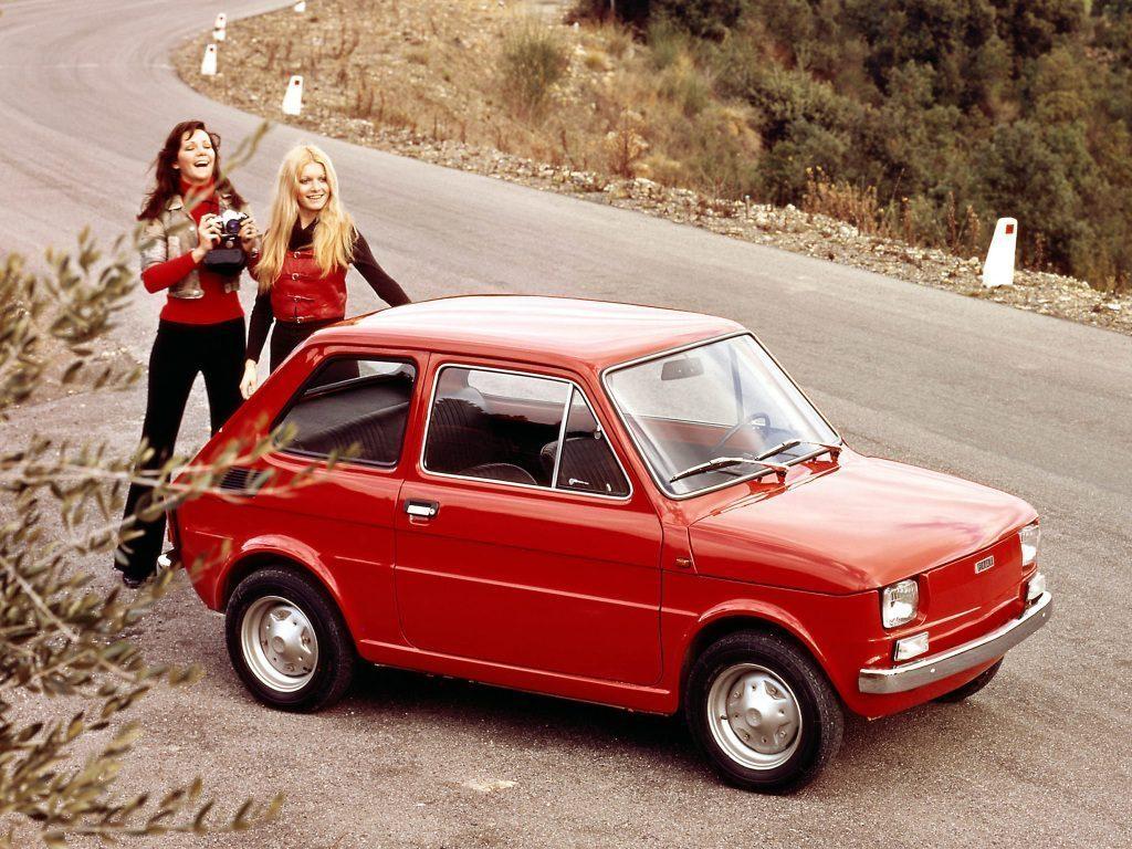 Fiat 126 '72