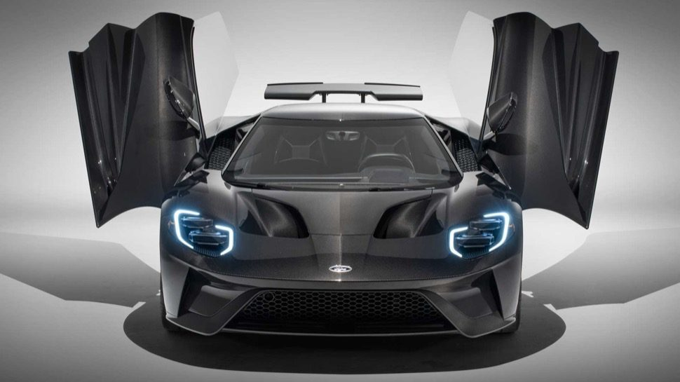 Ford GT Carbon Series '20