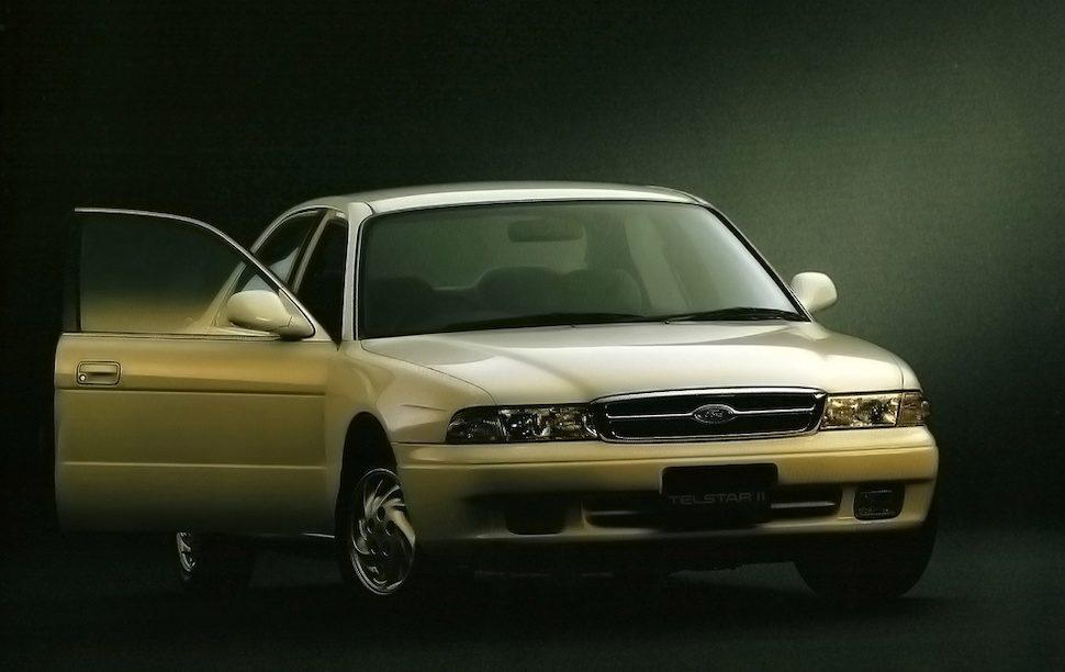 Ford Telstar II (GC) '94