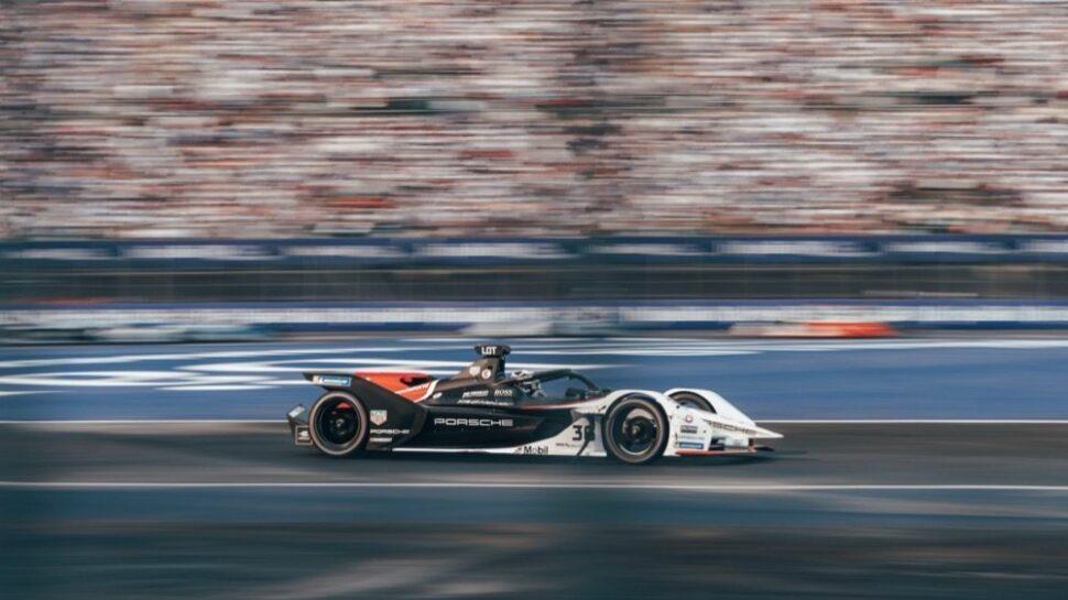 Formule E kwalificatie