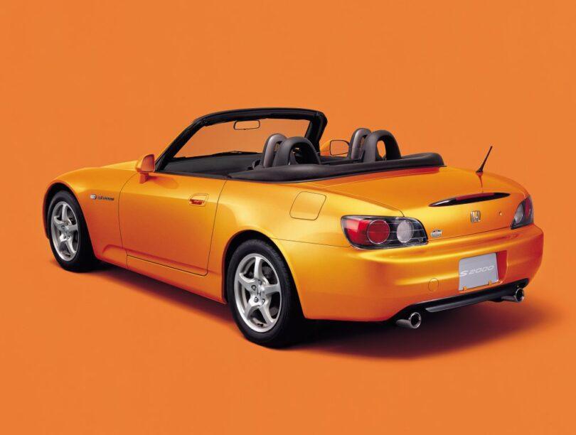 S2000 oranje