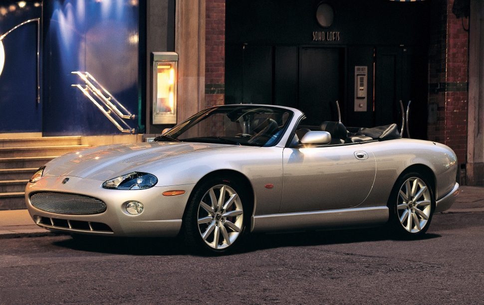 Jaguar XKR Convertible (X100) '04