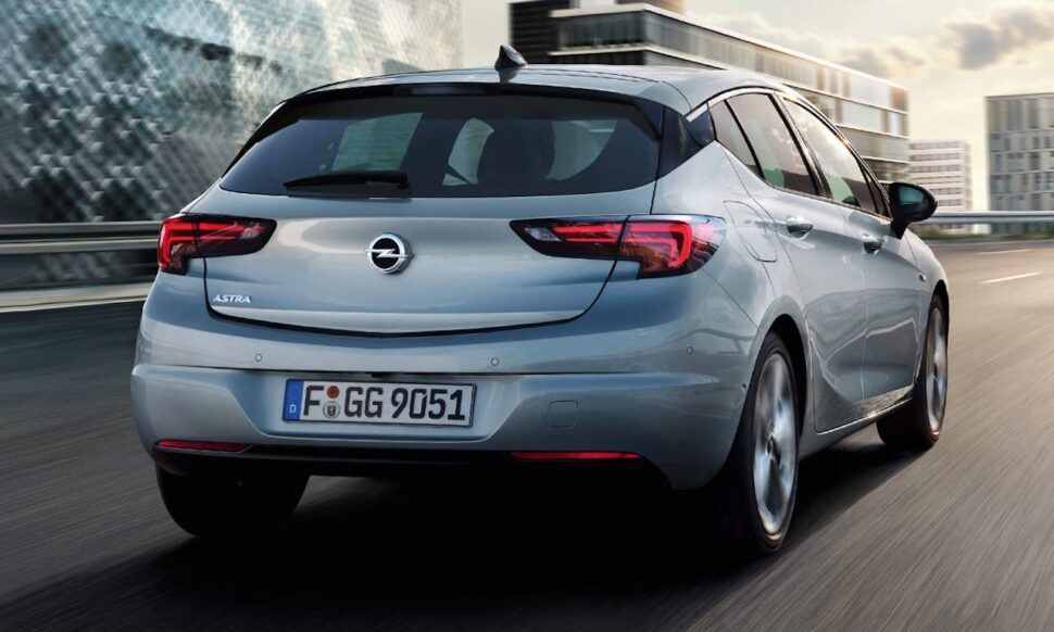 Opel Astra Edition 2020