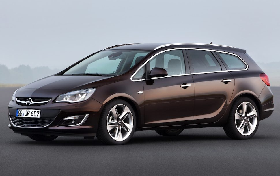 Opel Astra Sports Tourer (J) '12