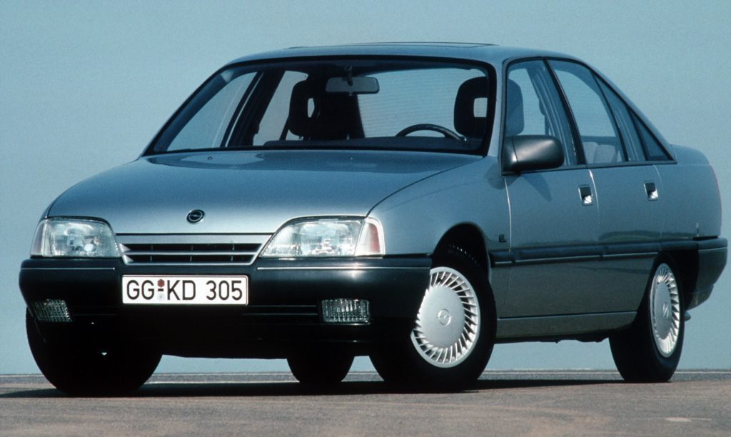 Opel Omega (A) '86