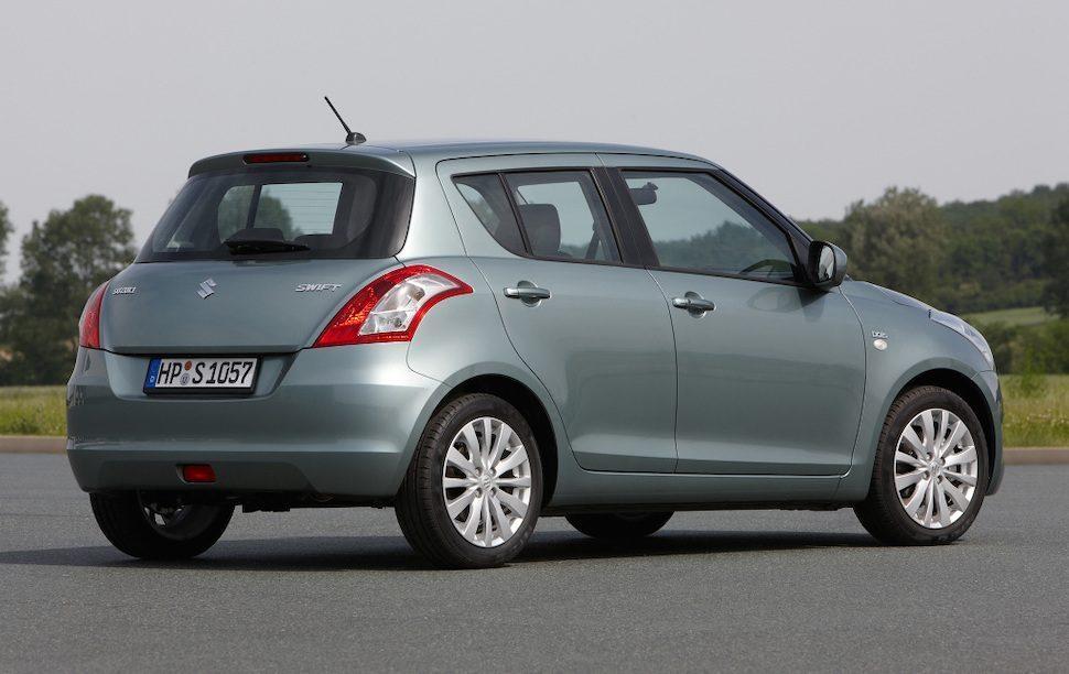 betaalbare auto Suzuki Swift '11