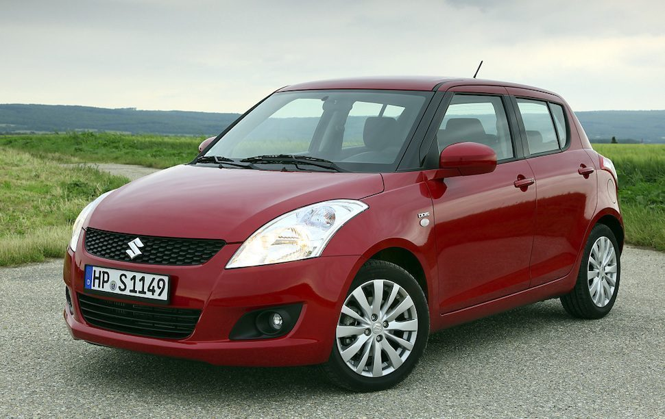 Suzuki Swift '10