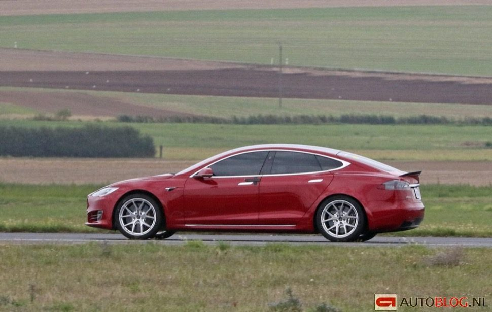 Tesla Model S Plaid '20