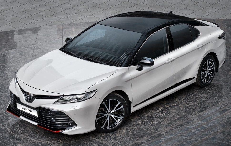 Toyota Camry S-Edition (XV60) '20