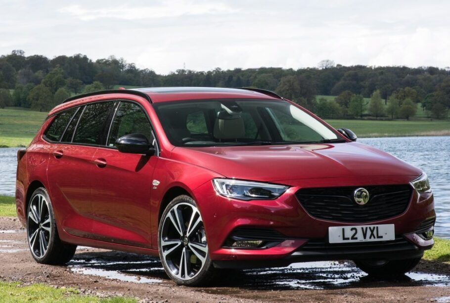 Vauxhall Insignia Tourer Exclusieve '17