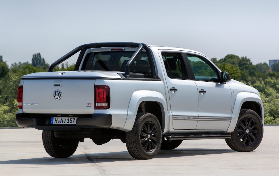 Volkswagen Amarok Dark Label '14