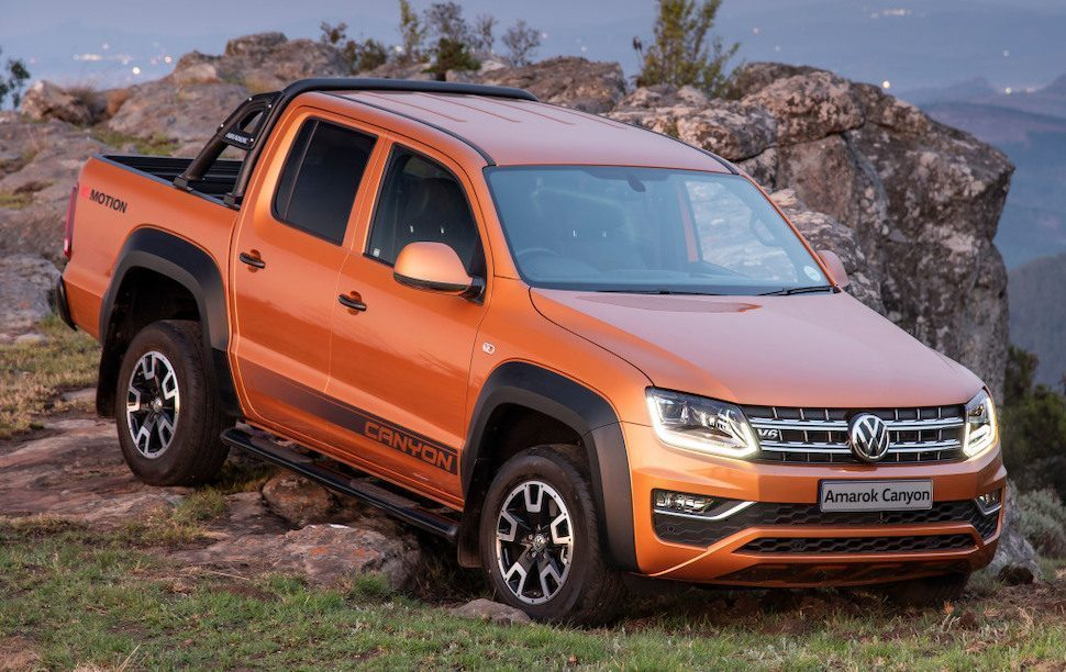 Volkswagen Amarok Double Cab V6 TDI 4Motion Canyon '20