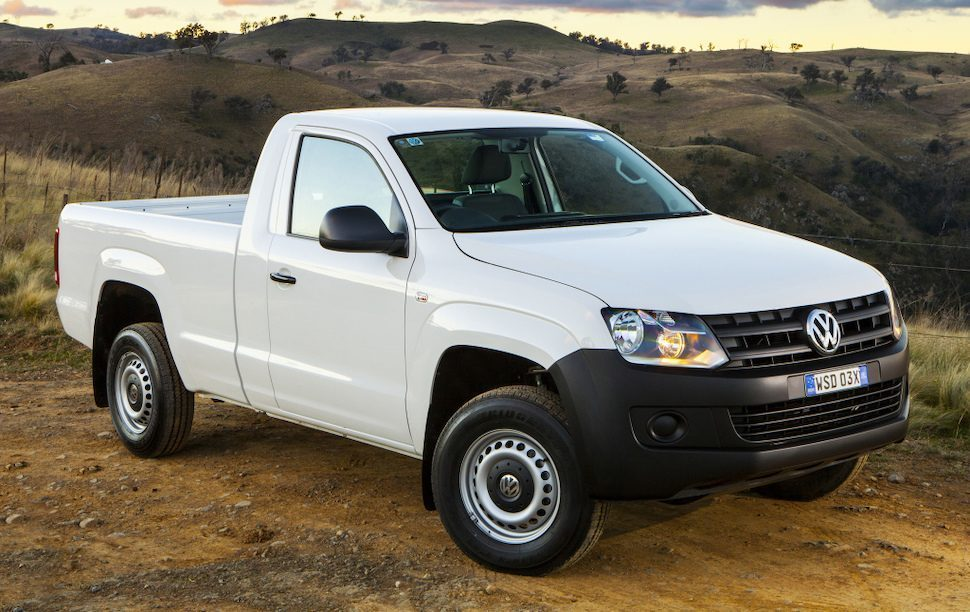 Volkswagen Amarok Single Cab Basic '11