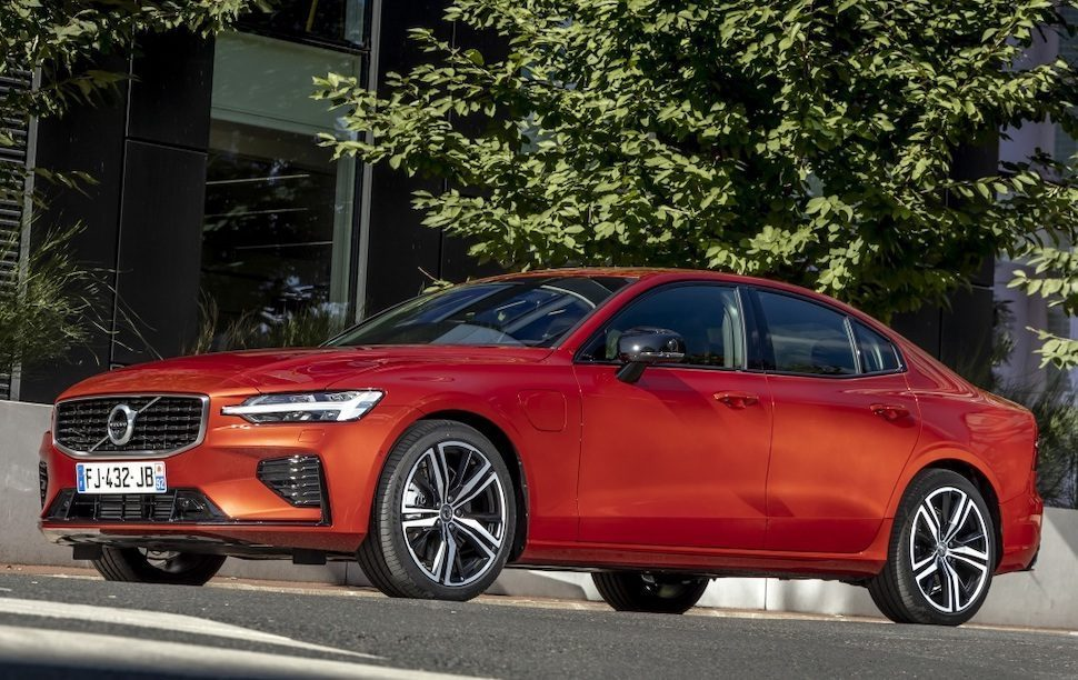 Volvo S60 T6 Recharge '20
