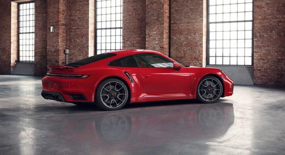 Porsche Exclusive doet de 992 Turbo S