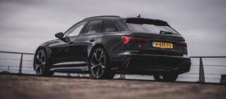 Audi RS6 C8 rijtest