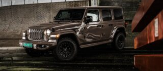 Brute Richmond Jeep Wrangler