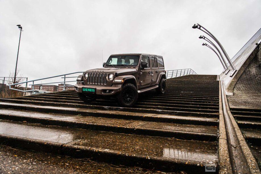 Brute Richmond Jeep Wrangler