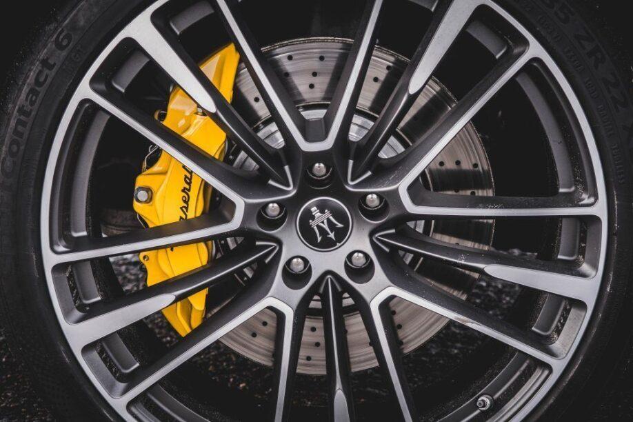 Maserati Levante Trofeo met Brembo remmen