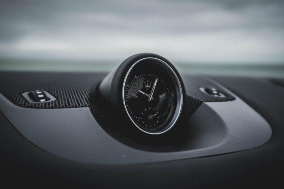 Maserati Levante Trofeo klokje