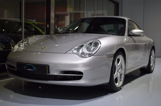 Wouters Porsche 911 Carrera 996.2
