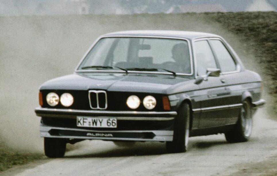 Alpina C1 2.3 (E21) '80