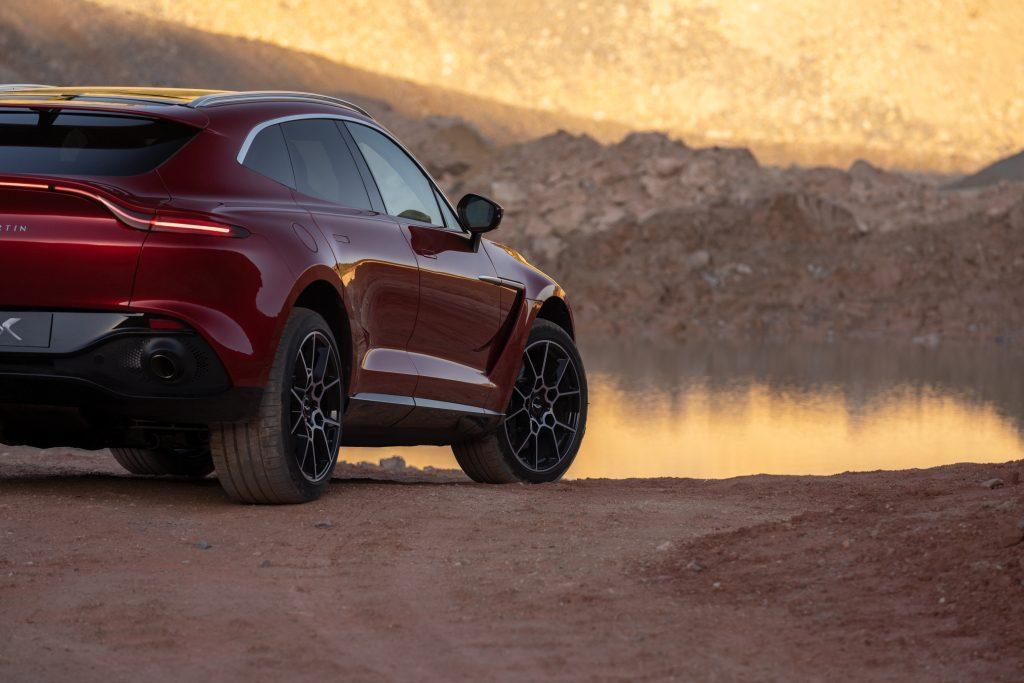 Aston Martin geld
